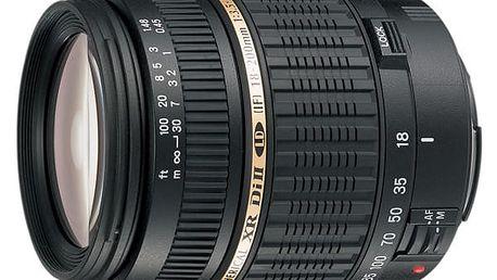 Objektiv Tamron AF 18-200mm F/3.5-6.3 Di II VC pro Nikon černý
