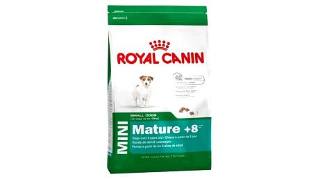 Granule Royal Canin Mini Adult/Mature +8 2 kg