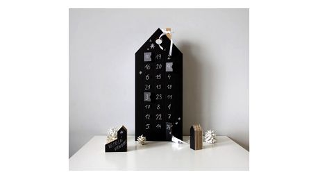 Adventní kalendář s tabulovou plochou Unlimited Design for kids