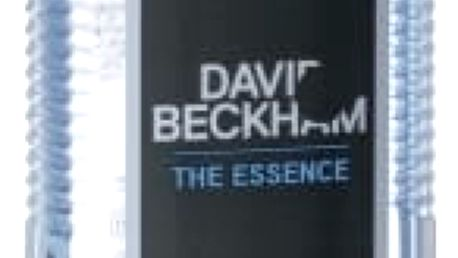 David Beckham The Essence 75 ml deodorant deospray pro muže