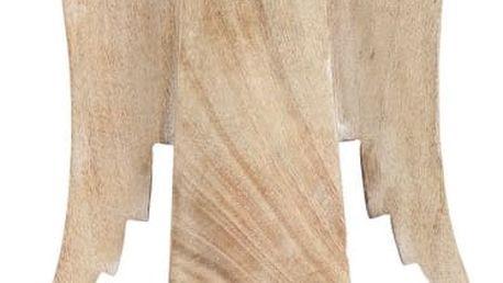 Dekorativní anděl Côté Table Gabriel, 70 cm