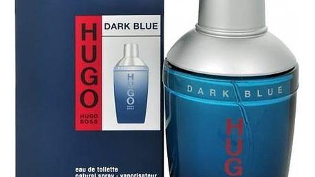 Hugo Boss Dark Blue toaletní voda pánská 75 ml + Doprava zdarma