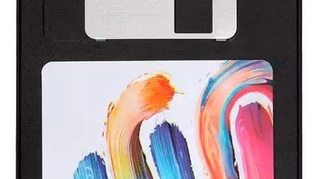 Remax powerbanka RPP-17 Disk Series, 5000 mAh, černá