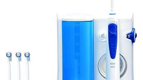 Ústní sprcha Oral-B Oxyjet MD20 bílá/modrá + Navíc sleva 10 % + Doprava zdarma
