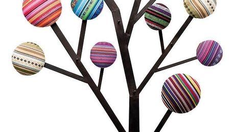 Nástěnný věšák Kare Design Bubble Tree - doprava zdarma!