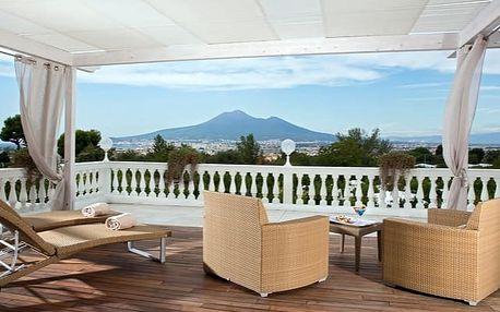 La Medusa Hotel & Boutique Spa****, Odpočívejte v aristokratickém stylu nedaleko Pompejí