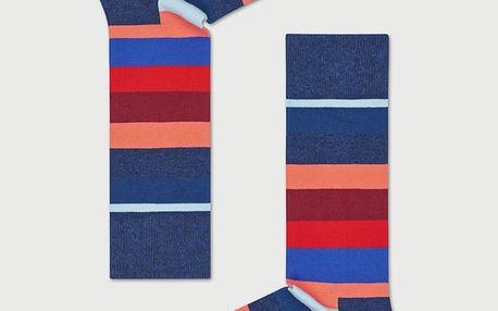 Ponožky Happy Socks STR01-6003 Barevná