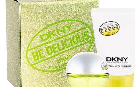 DKNY DKNY Be Delicious EDP dárková sada W - EDP 30 ml + tělové mléko 100 ml