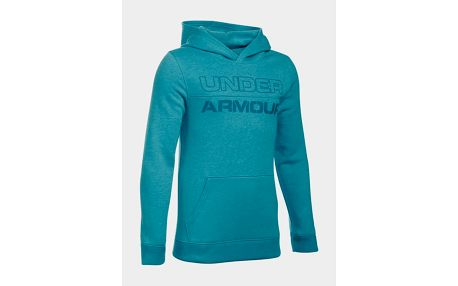 Mikina Under Armour Coldgear Sportstyle Graphic Hoody Modrá