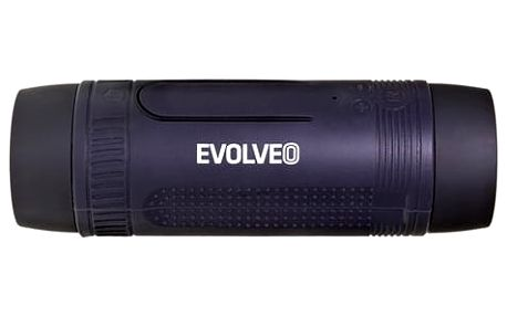 Přenosný reproduktor Evolveo Armor XL5 (ARM-XL5-GRY) černé/fialové