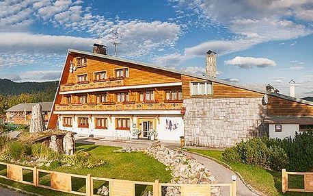 Wellness Hotel Bahenec***, Stylový 3* hotel s polopenzí, pivními lázněmi a sjezdovkou
