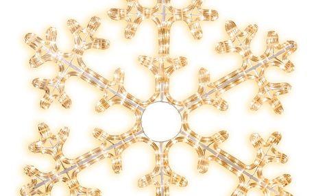 Svítící hvězda Best Season Snowflake Chain, Ø 50 cm - doprava zdarma!