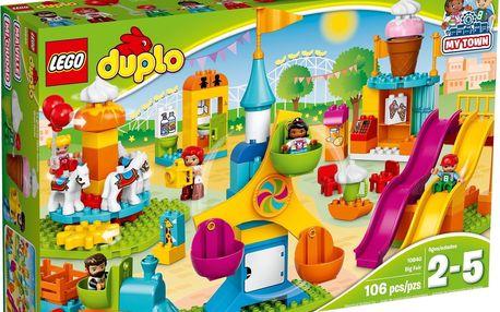 LEGO® DUPLO Town 10840 Velká pouť