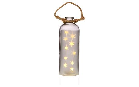 Světelná LED dekorace Versa Bottle Star
