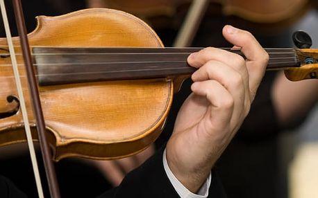 Vstupenky na Koncerty v Zrcadlové kapli Klementina v lednu a únoru 2018.
