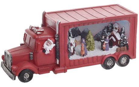 Světelná dekorace InArt Christmas Car