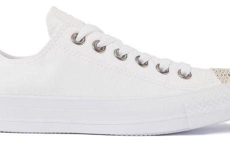 Converse bílé tenisky CTAS OX White