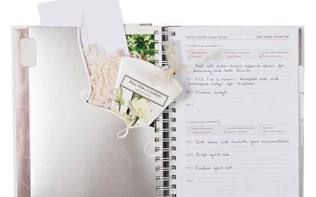 Plánovač pro nevěsty Busy B Wedding Planner