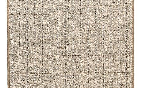 Vopi Kusový koberec Udinese béžová, 120 x 160 cm