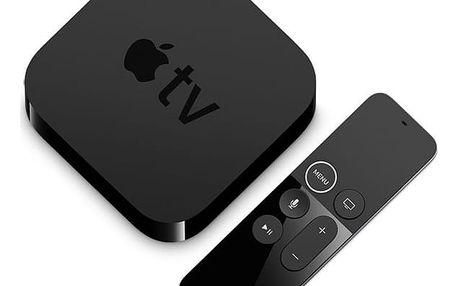 Multimediální centrum Apple TV 4K 32GB (mqd22cs/a) černý