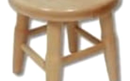 Stolička KT246 masiv buk