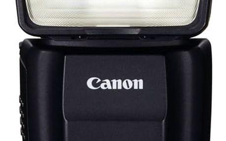Blesk Canon SpeedLite 430EX III-RT externí (0585C011) černý