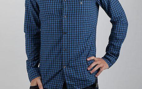 Košile Diesel S-Chains Camicia Modrá