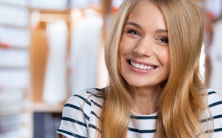 Důkladná dentální hygiena pro krásný úsměv