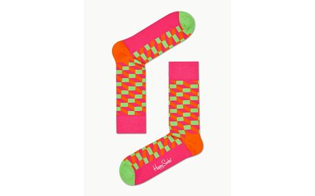Ponožky Happy Socks FIO01-3000 Barevná