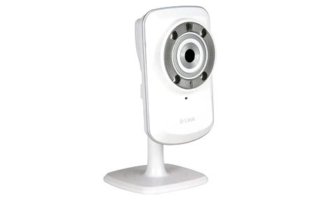 IP kamera D-Link DCS-932L (DCS-932L) bílá