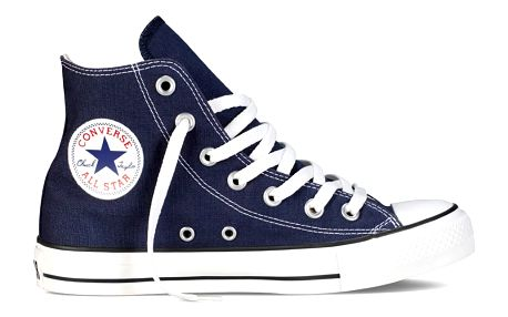 Converse modré dámské boty Chuck Taylor All Star Navy