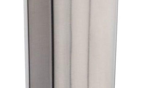 Stříbrná cestovní termolahev Root7 Canteen, 470 ml