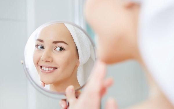 Kosmetické ošetření vč. liftingu kolagenem