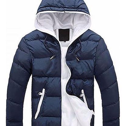 Pánská jarní bunda Santo s kapucí