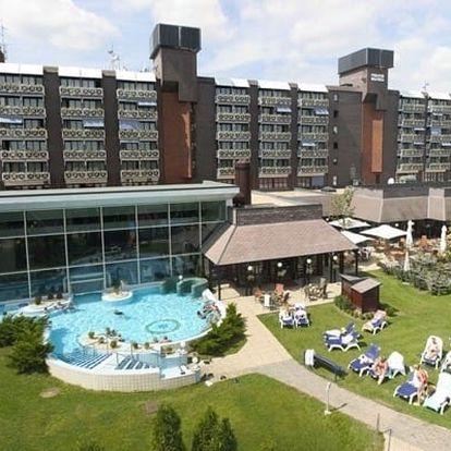 Bük luxusně v hotelu Danubius s neomezeným wellness a all inclusive, AKCE 4 za 3 dny
