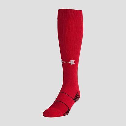 Ponožky Under Armour Team OTC Červená
