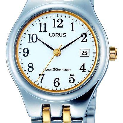 Lorus RH787AX9 + nůž, pojištění hodinek, doprava ZDARMA, záruka 3 roky