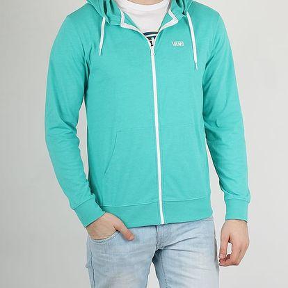 Mikina Vans Mn Core Basics Knit Baltic Zelená