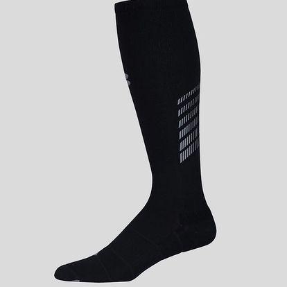 Ponožky Under Armour Run Reflective OTC Černá