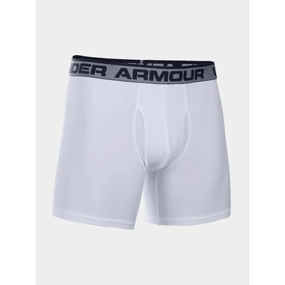 Boxerky Under Armour The Original 6'' Boxerjock Bílá