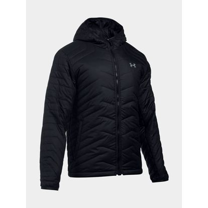 Bunda Under Armour CGR Hooded Jacket Černá