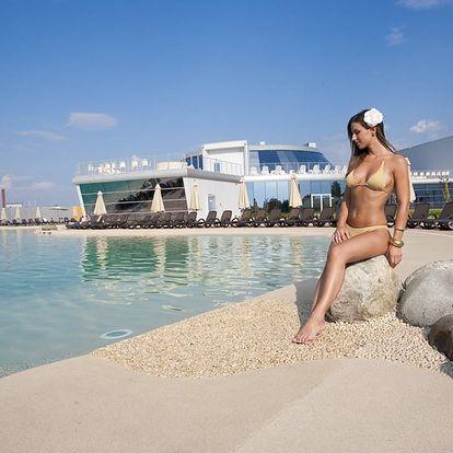 Maďarsko Mjus World Resort neomezené wellness hýčkání v luxusním 4* areálu s polopenzí