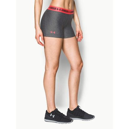 Kompresní šortky Under Armour HG Shorty Šedá