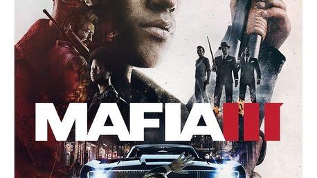 Hra PS4 Mafia III