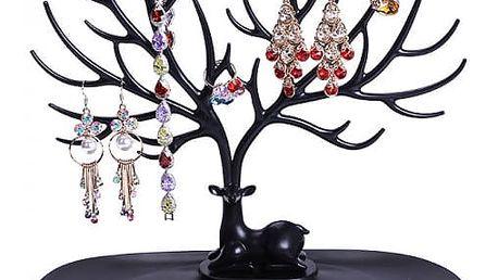 Stojan na šperky ve tvaru jelena