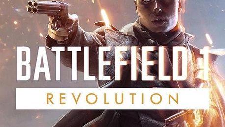 Hra PS4 Battlefield 1 Revolution Edition