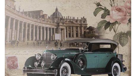 Obraz na stěnu - Retro auto