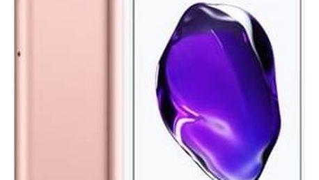 Mobilní telefon Apple iPhone 7 Plus 32 GB - Rose Gold (MNQQ2CN/A) + Doprava zdarma