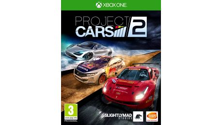 Hra Xbox One Project CARS 2