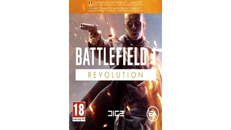 PC hra Battlefield 1 Revolution Edition